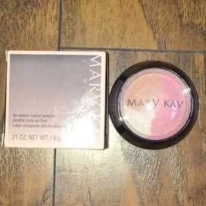 """Mary Kay """"Be Radiant"""" Baked Powder"""